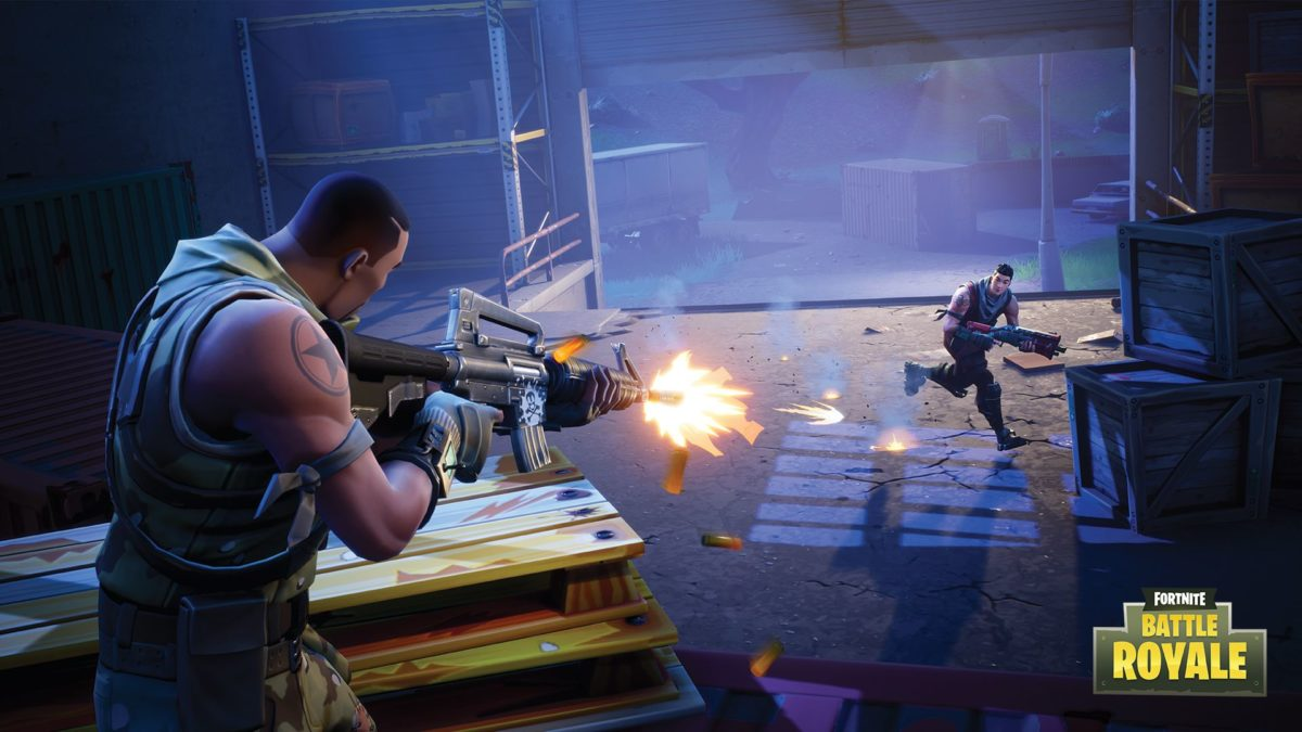 Fortnite Battle Royale Mode Coming September 26 to Xbox One …