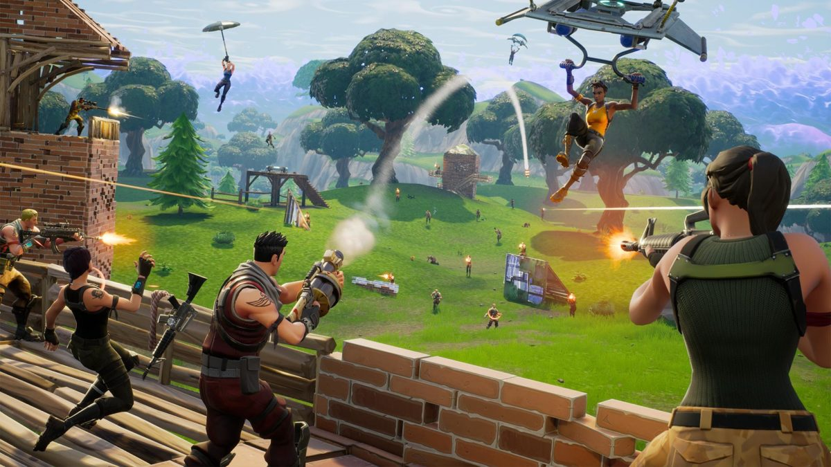Fortnite Battle Royale' Is Getting A New 50 Vs 50 Mode, But …
