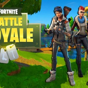 download Fortnite: Battle Royale – AH Live Stream