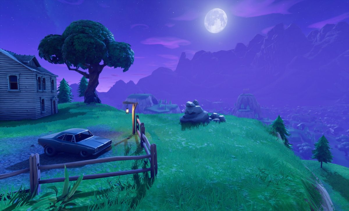 Fortnite gets Battle Royale mode   Feed4gamers