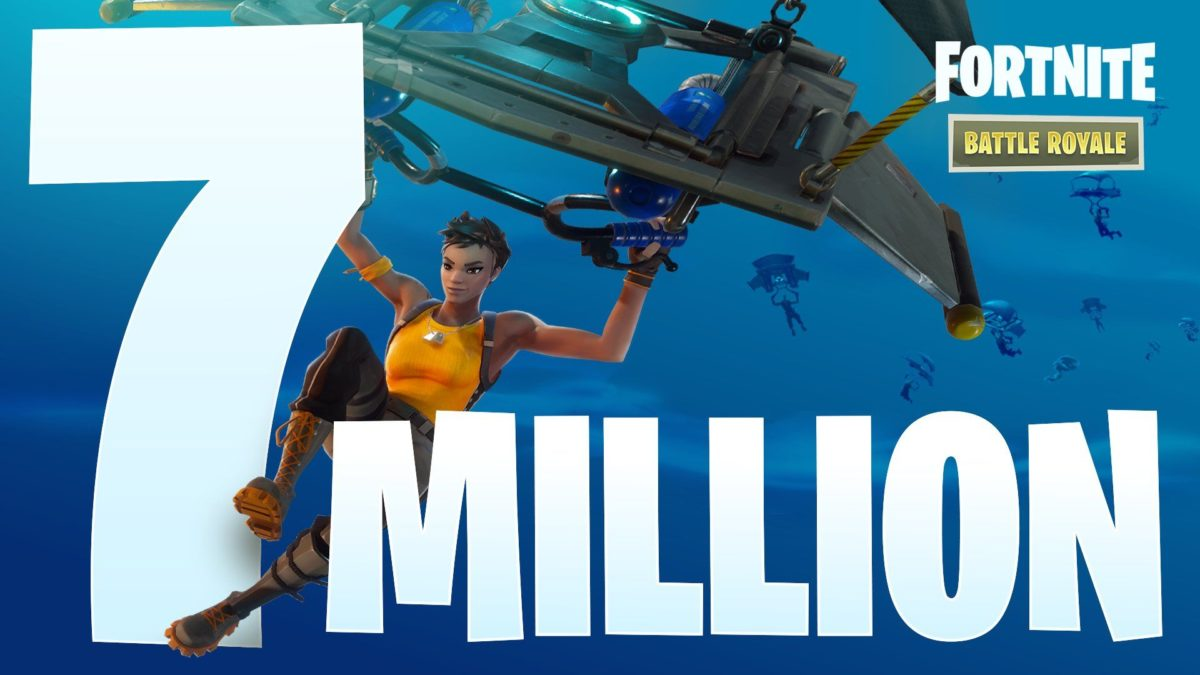 Fortnite: Battle Royale Reaches Over 7 Million Players; Duos and …
