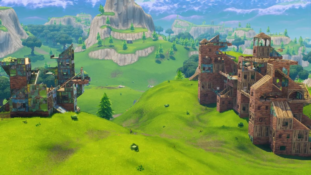 Fortnite Battle Royale Just Launched a 50 vs 50 Mode