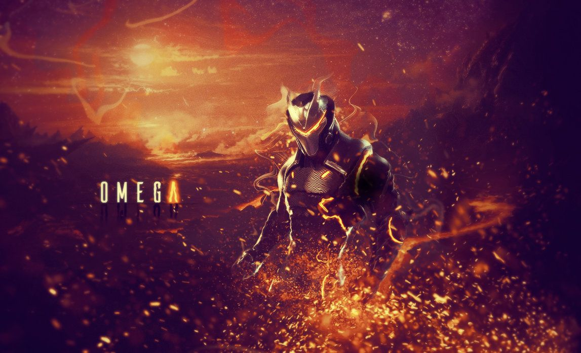 OMEGA Fortnite – Wallpaper by Boniito24 on DeviantArt