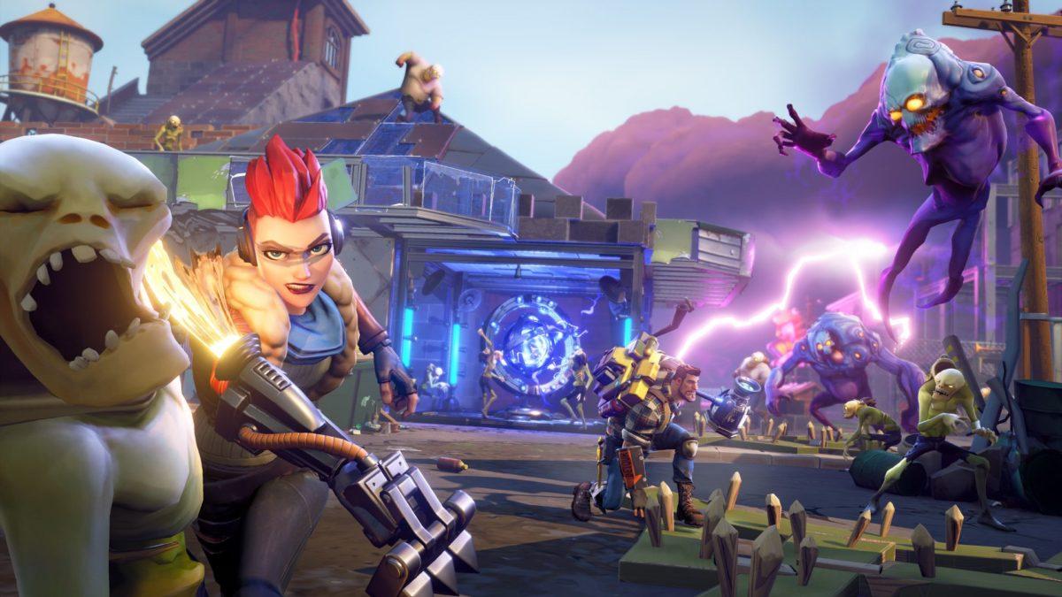 Fortnite [Video Game] | Wallpaper HD