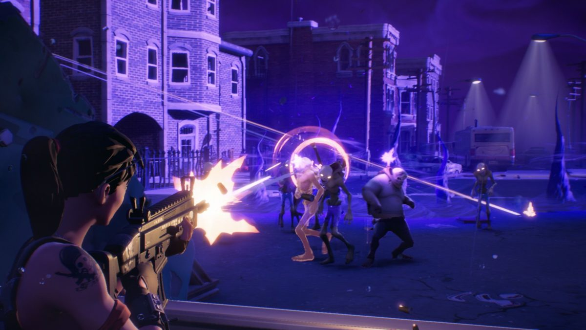 Fortnite [Video Game] | Wallpaper HD #2