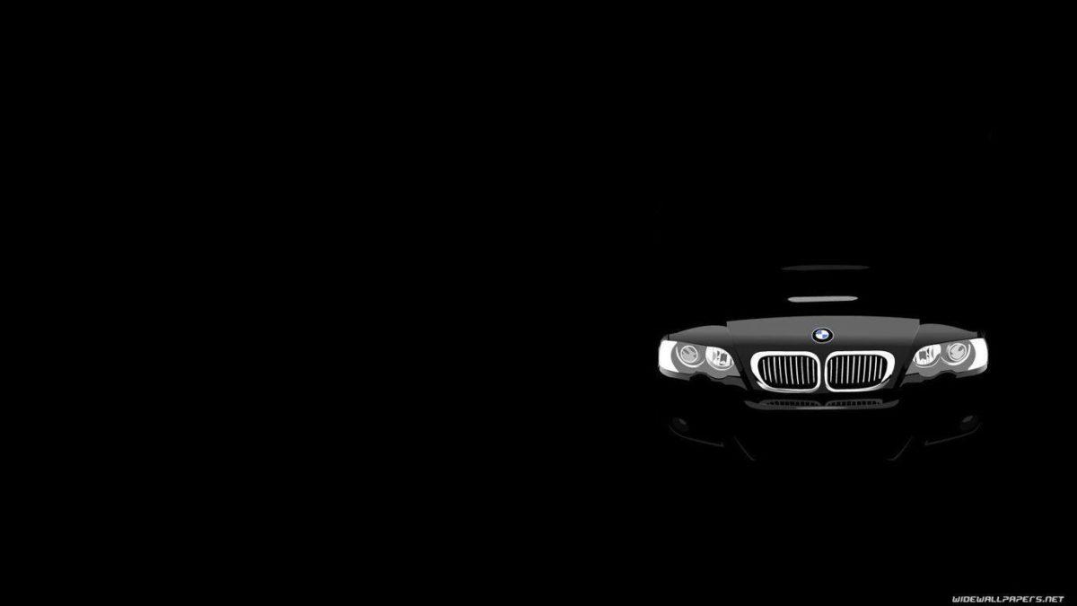 BMW Black Wallpaper | ABSTRACT