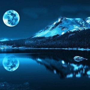 download Pix For > The Full Moon Wallpaper