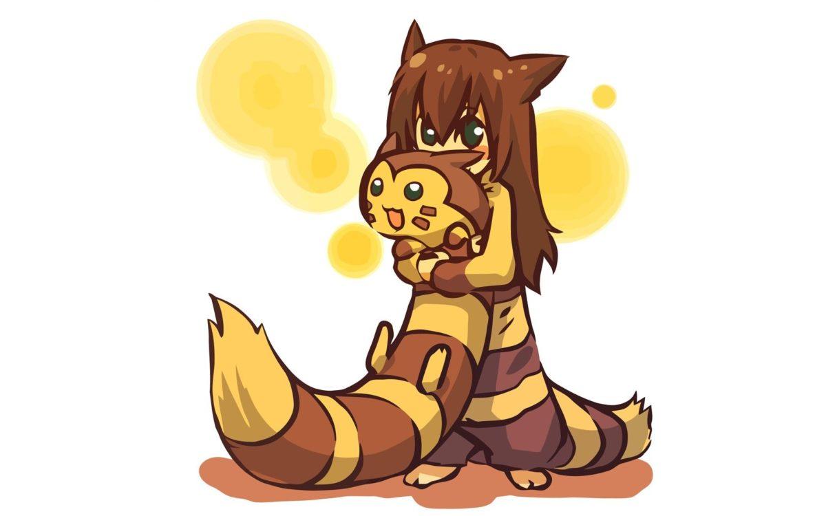 Ferret Furret Hitec Pkemon – WallDevil