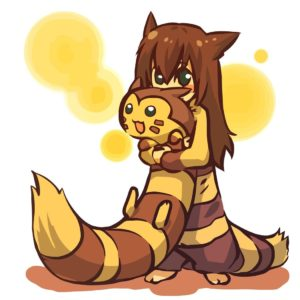 download Ferret Furret Hitec Pkemon – WallDevil