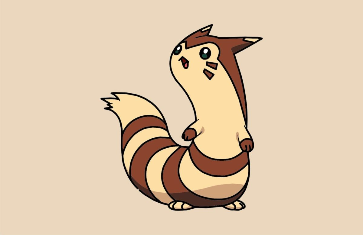 Pokemon Furret | Vector Game