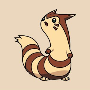 download Pokemon Furret | Vector Game