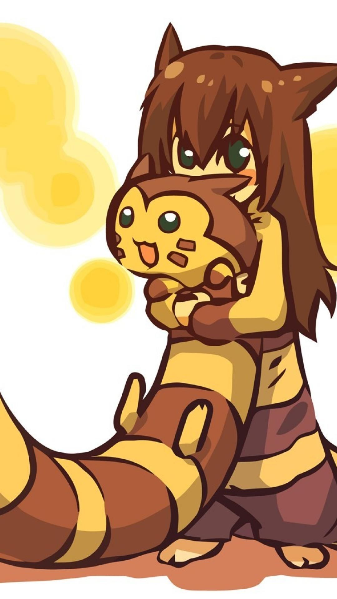 ScreenHeaven: Furret Hitec Pokemon ferret desktop and mobile …