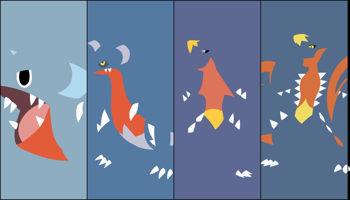 gible, gabite, garchomp, mega garchomp   POKEMON~   Pinterest   Pokémon