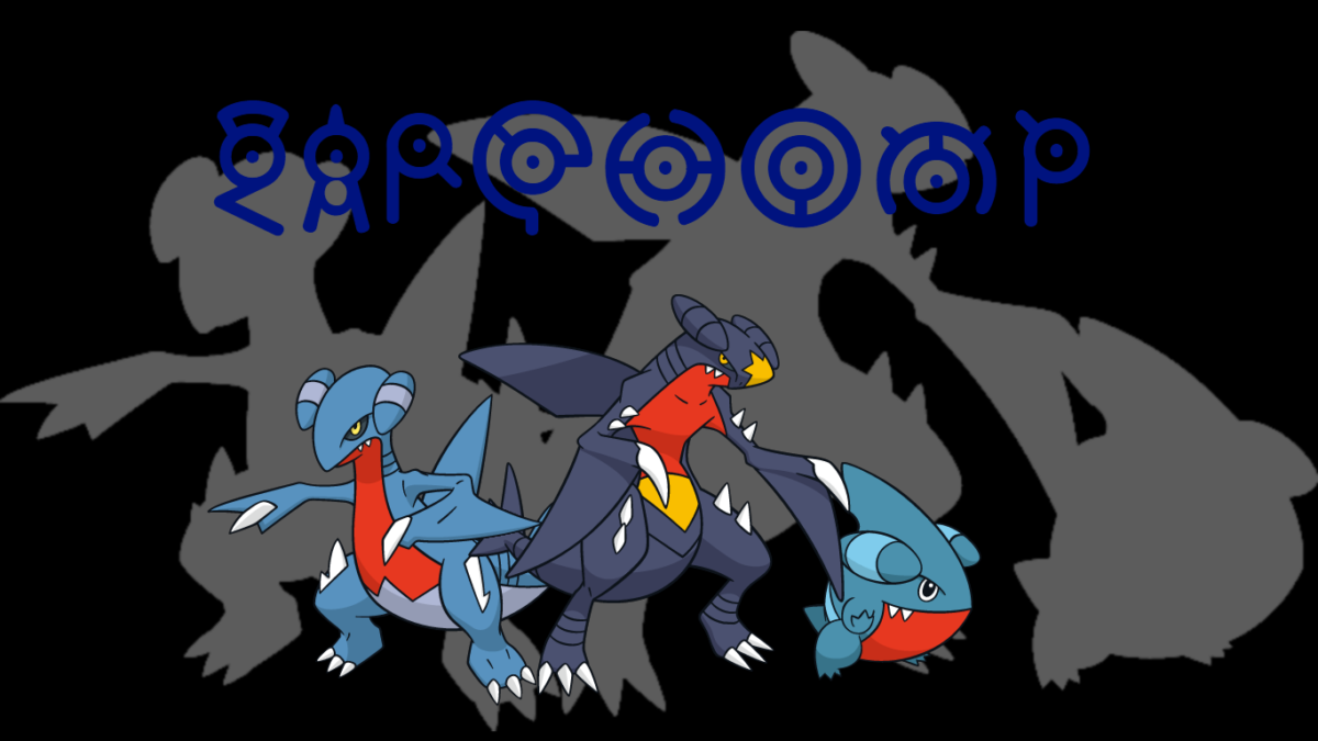 Garchomp Background by JCast639 on DeviantArt
