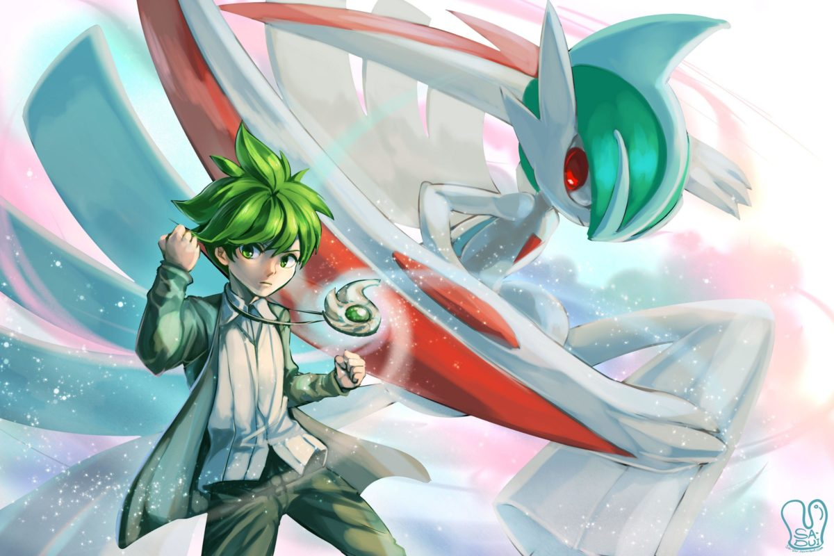 4 Gallade (Pokémon) HD Wallpapers | Background Images – Wallpaper Abyss