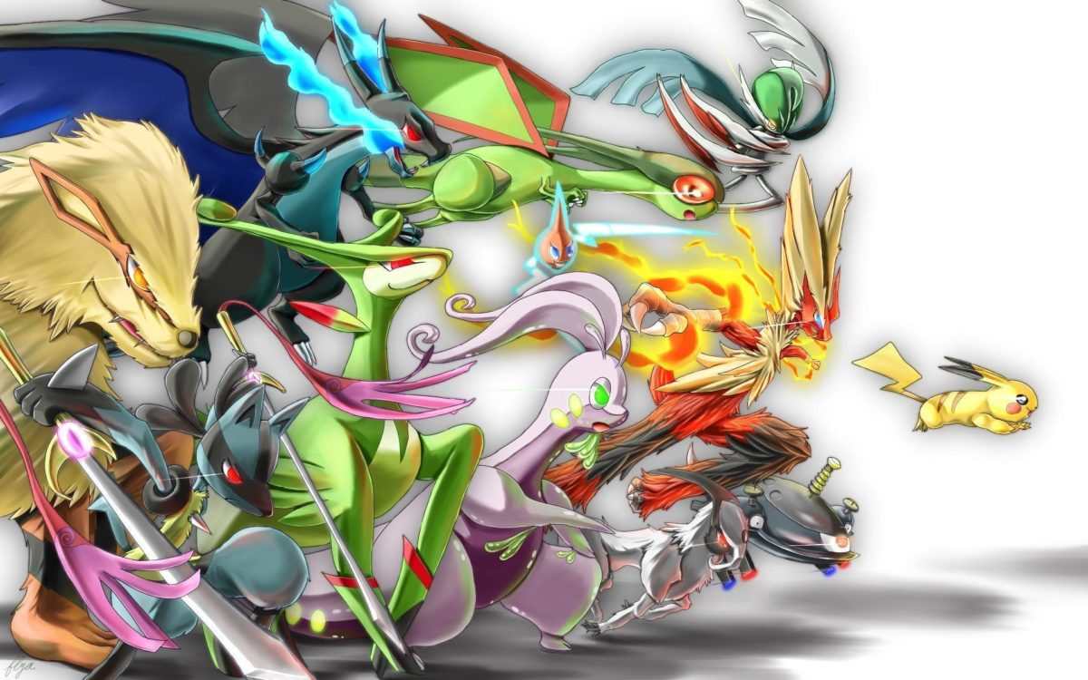 Pokemon Full HD Wallpaper and Background Image | 1920×1200 | ID:668137