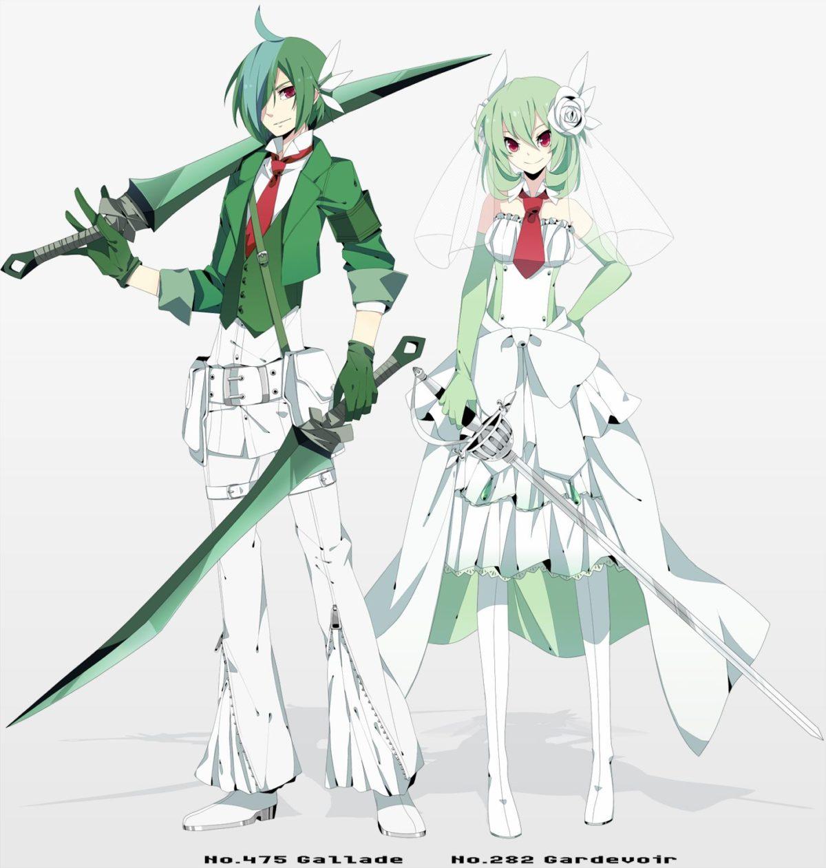 Gallade – Pokémon – Zerochan Anime Image Board