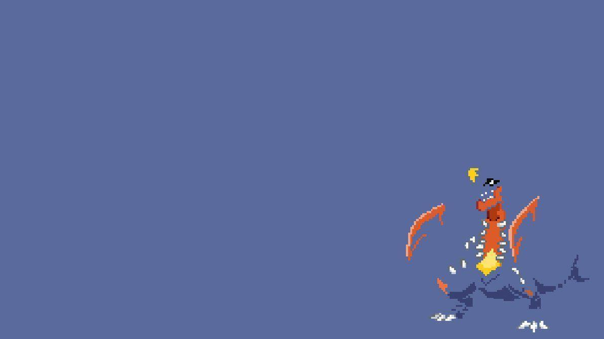 Mega Garchomp – Sprite Wallpaper by Knavishstar186 on DeviantArt
