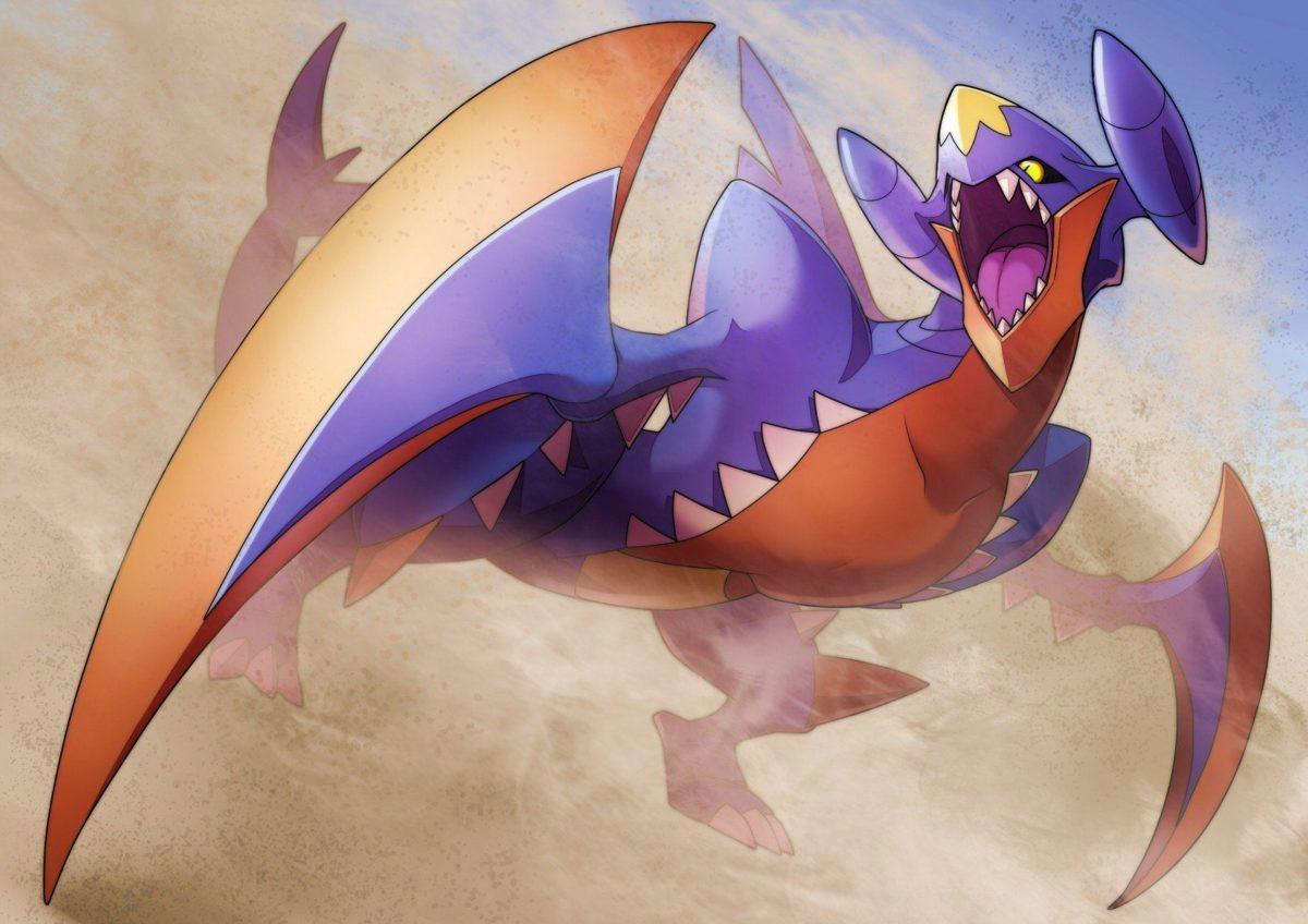 Garchomp, Pokémon HD Wallpapers / Desktop and Mobile Images & Photos