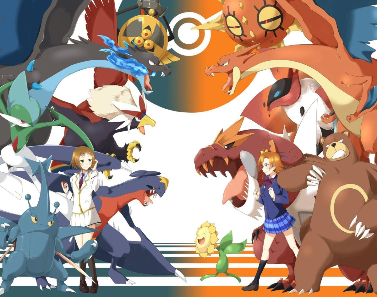 4 Garchomp (Pokémon) HD Wallpapers | Background Images – Wallpaper Abyss