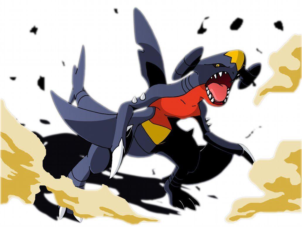 Garchomp | Gotta Catch 'Em All! | Pinterest | Pokémon