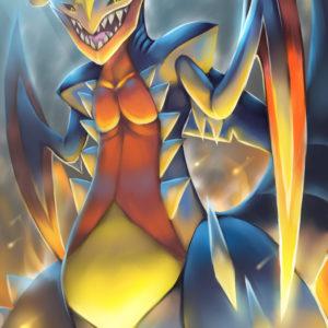 download Pokemon-Mega-Garchomp-by-R-nowong-deviantart-com-on-DeviantArt …