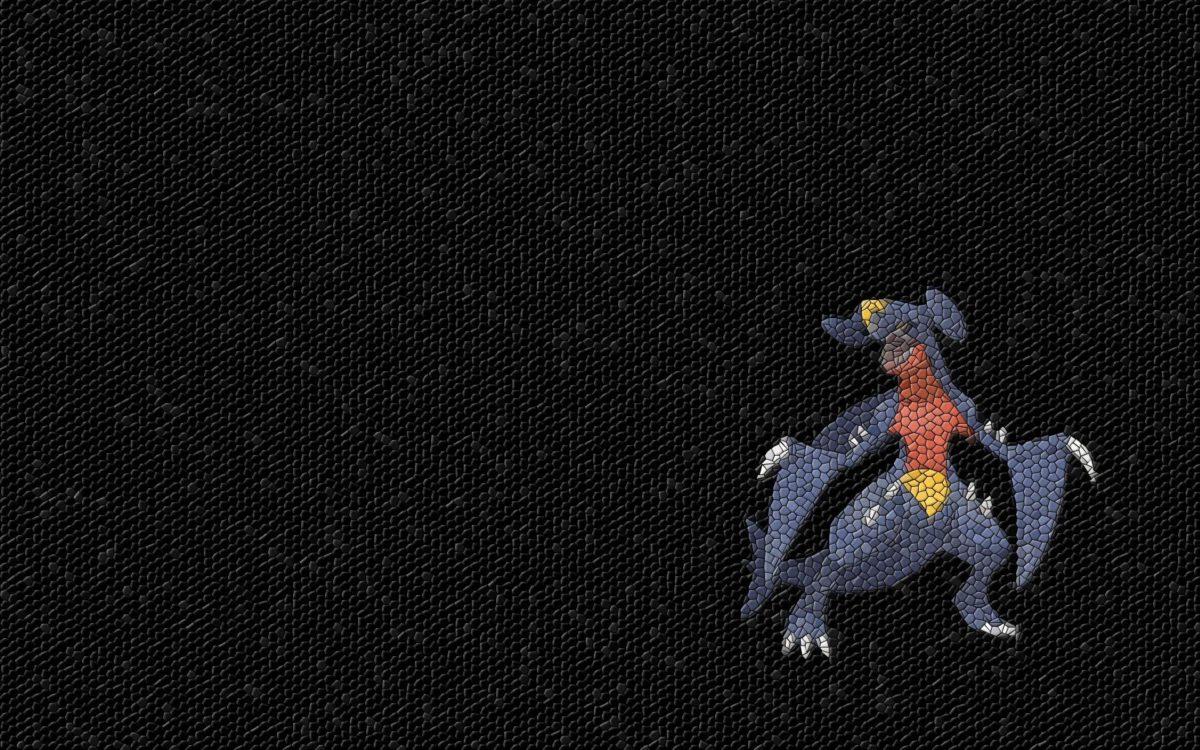 Pokemon mosaic Garchomp wallpaper | 1920×1200 | 337020 | WallpaperUP