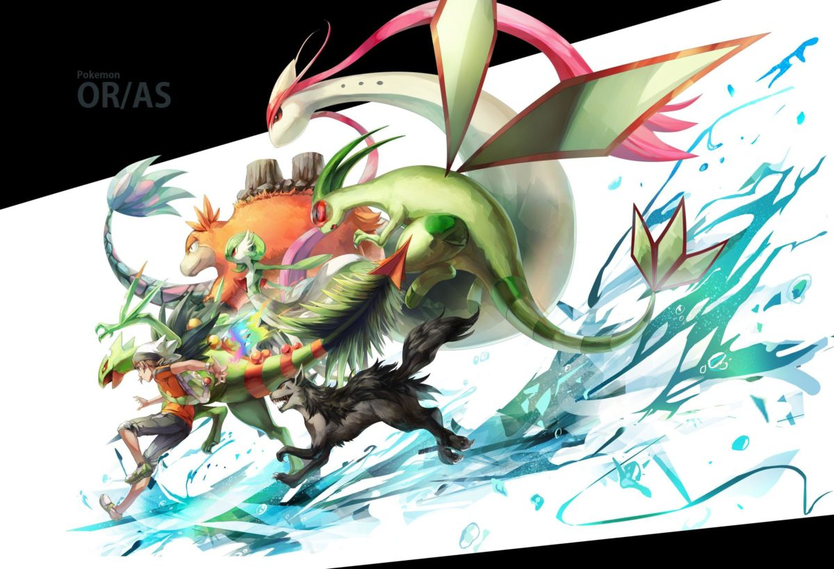12 Flygon (Pokémon) HD Wallpapers | Background Images – Wallpaper Abyss