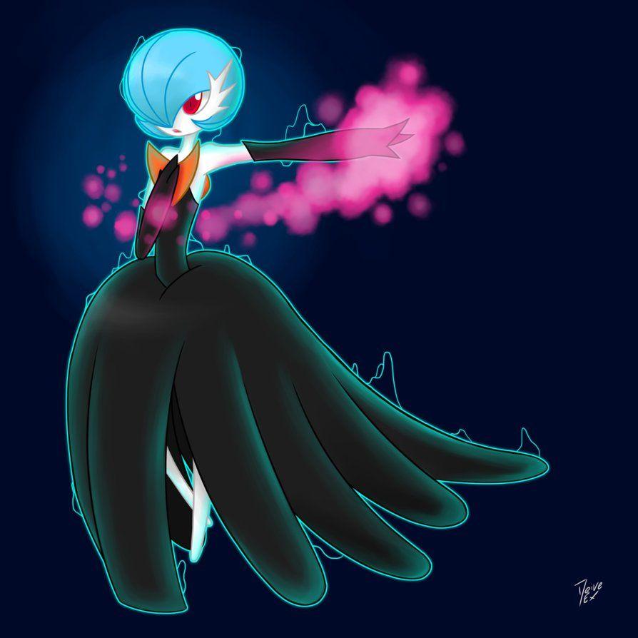 Pokemon – Day 24: Mega-Gardevoir by DeiveEx on DeviantArt