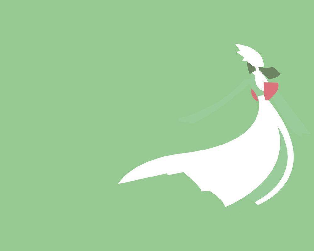 Minimal Gardevoir Wallpaper | Pokémon!!! | Pinterest | Minimal …