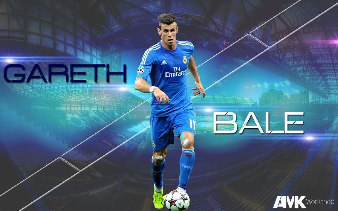 Gareth Bale Wallpaper ! by AMKWorkshop on DeviantArt
