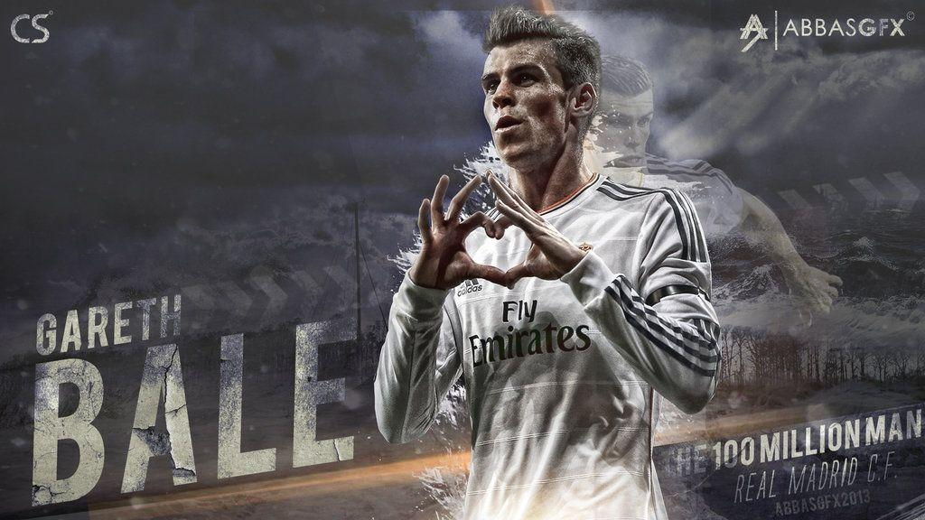 Gareth Bale Wallpaper by abbaszahmed on DeviantArt