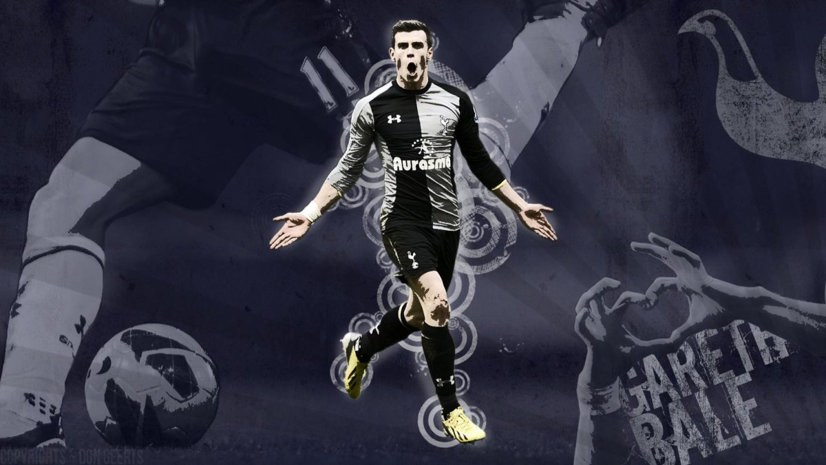 blue gareth bale real madrid 2014 wallpaper | Wallpicshd