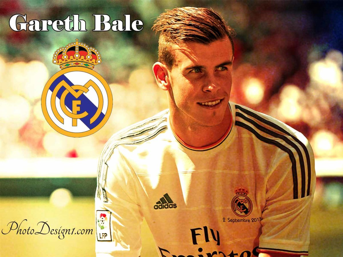 Download Gareth Bale Real Madrid HD Wallpaper Photo For #6639 …