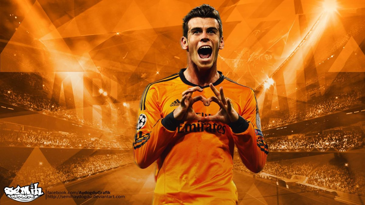real madrid 2014 wallpaper gareth bale | Football HD Wallpapers