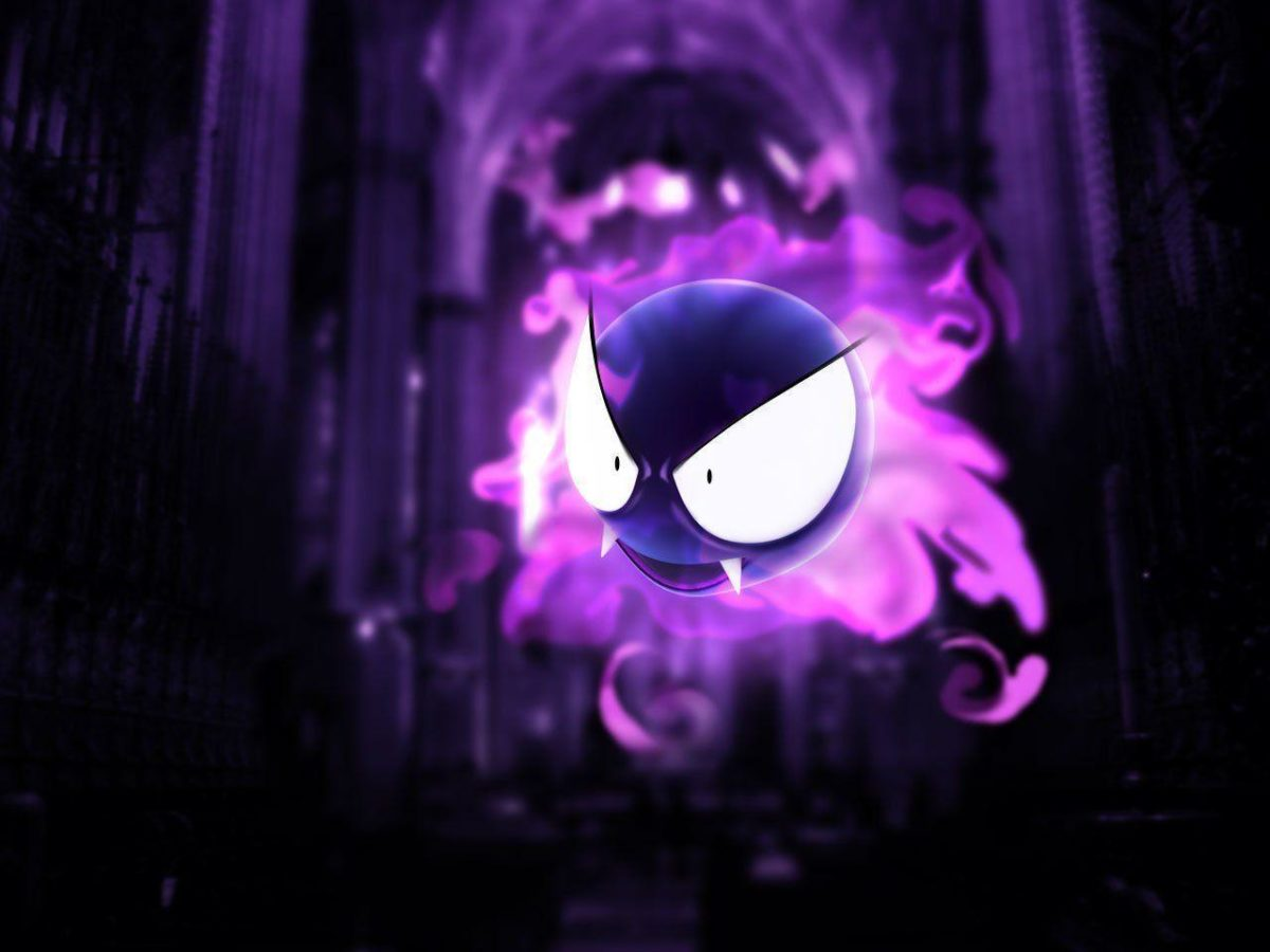 19 Gastly (Pokémon) HD Wallpapers | Background Images – Wallpaper …