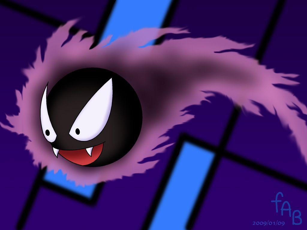 Image – Gastly-pokemon-hd-wallpaper-7.jpg | The Zalgo Empire Wiki …