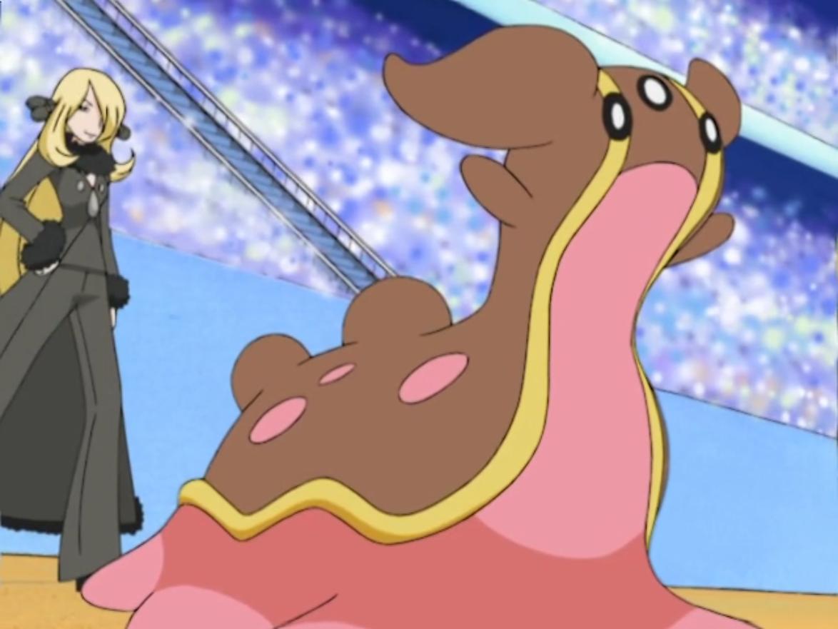 Cynthia (anime) | Pokémon Wiki | FANDOM powered by Wikia