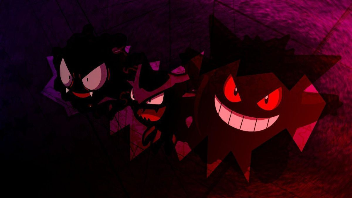 Gastly, Haunter, and Gengar images Gastly, Haunter, and Gengar HD …