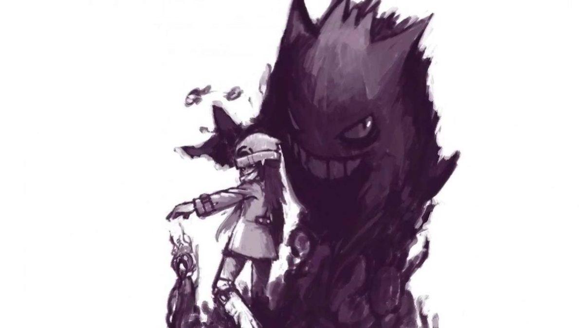 Pokemon Gengar HD Wallpaper – YouTube