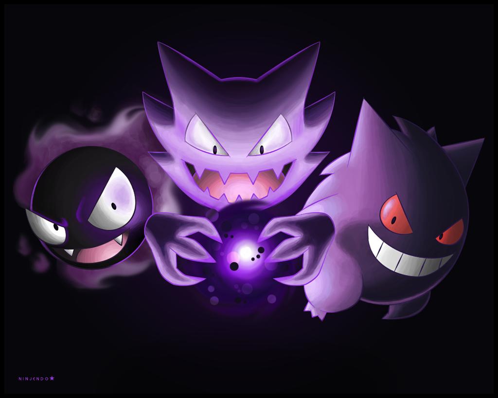Pokemon Gengar Wallpaper ✓ HD Wallpaper | 219236976 …