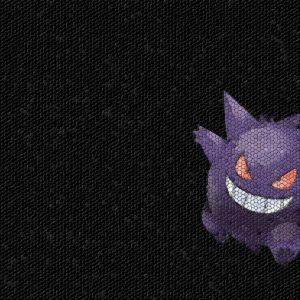 download pokemon gengar mosaic 1920×1200 wallpaper High Quality Wallpapers …