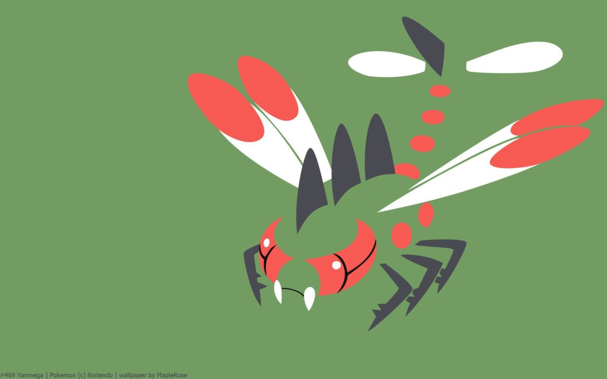 Yanmega | Pokemon GO Hub