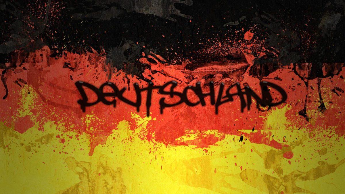 Wallpapers For > German Flag Eagle Wallpaper