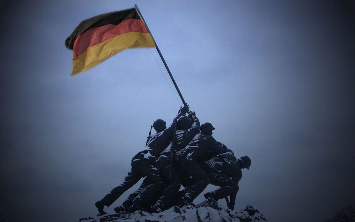 Germany flags World War II Iwo Jima Flag Raising wallpaper …