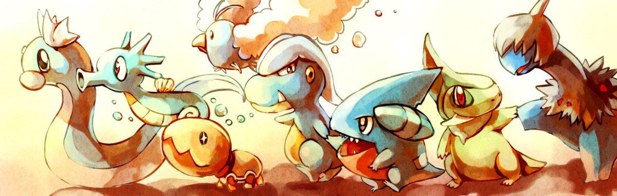 Gible – Pokémon – Zerochan Anime Image Board
