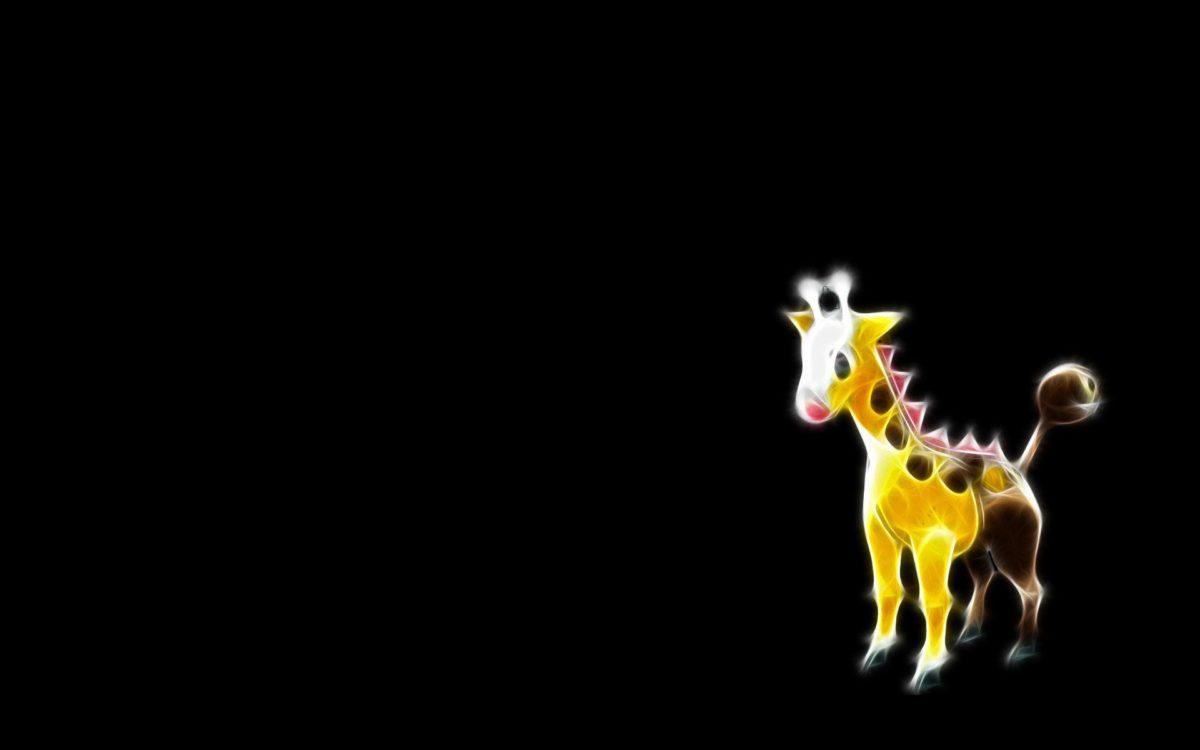 5 Girafarig (Pokémon) HD Wallpapers   Background Images …