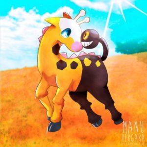 download Girafarig by manuvergara on DeviantArt