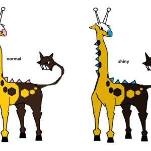 download Oruenfarig (evo of Girafarig) by supahcomicbro on DeviantArt