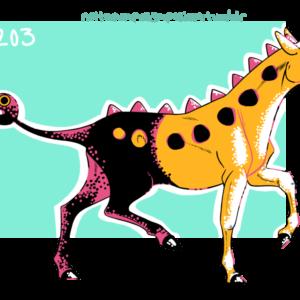 download Crystal Girafarig by NoitarumpuArt on DeviantArt